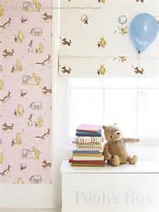 Winnie The Pooh Nursery Curtains Winnie The Pooh Balloon Multi Nursery Curtains
