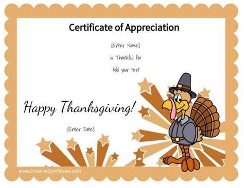 Thanksgiving Printables Turkey Voucher Template