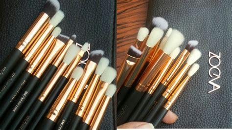 Zoeva Eyeshadow Brushes Review zoeva brushes review best eye makeup brushes for begginers zainbab numan
