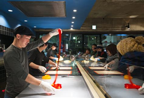 designboom yusuke seki papabubble candy shop by yusuke seki sofiliumm
