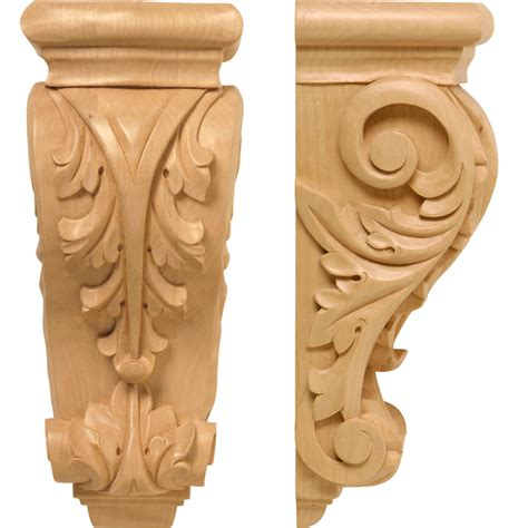 Simple Wood Corbels Corbels Images Photos And Pictures