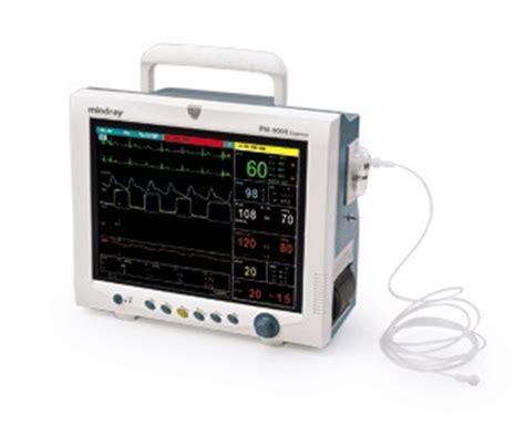 Patient Monitor Umec 10 pm 9000 express patientenmonitor eingestellt