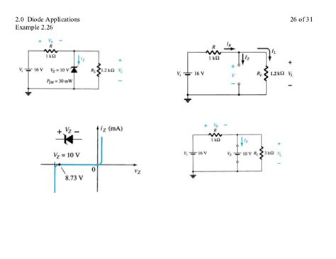 what are diode applications 2 diode applications