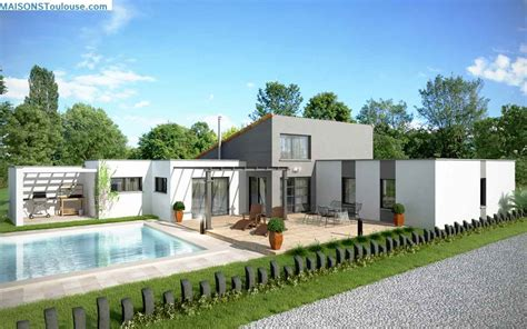 Constructeur Maison Contemporaine Toulouse 3843 by 301 Moved Permanently