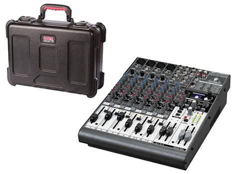 Mixer Audio Behringer 12 Channel behringer 1204usb pro audio dj xenyx 12 channel usb fx