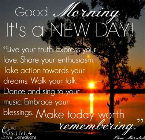 Its A New Day And A New Lookwel 3 by Its A New Day Morning