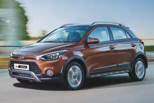 About Hyundai I20 India S Hyundai I20 Active Is An Suv Wannabe Hatch 40 Pics