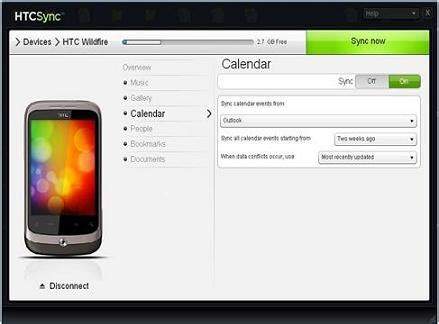 htc updates sync 3.0 for evo 4g, droid incredible