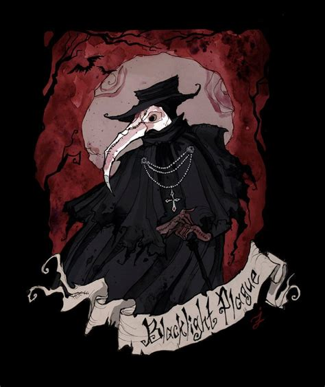 Housen Crows Zero T Shirt Black plague doctor by irenhorrors a awaited treachery
