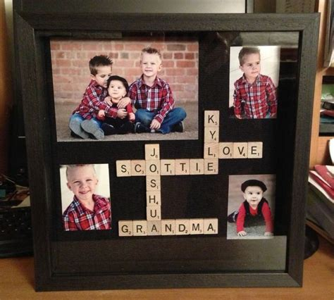 diy grandma gift for christmas bday or mother s day