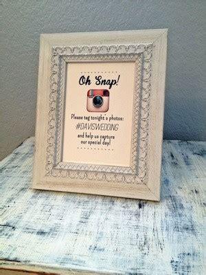 Awesome Wedding Hashtags by Hashtag Wedding Sign 171 Shefinds