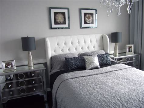 Silver Bedroom Decor Bedroom Decorating Ideas With Black Silver Bedroom Designs