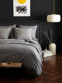 Dark Gray Bedroom 25 Best Ideas About Dark Grey Bedding On Pinterest Grey