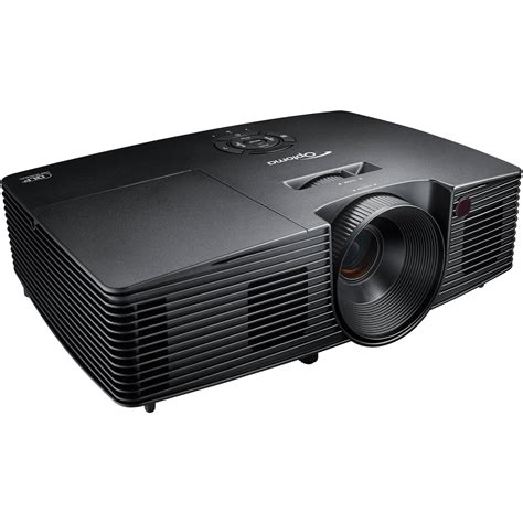 Proyektor Optoma Dlp Optoma Technology W316 Wxga Dlp 3d Projector W316 B H Photo