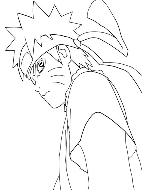 Naruto coloring pages. Free Printable Naruto coloring pages.