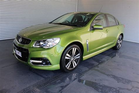 holden dealer cairns 2015 holden commodore sv6 for sale in cairns
