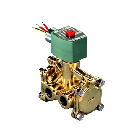 Dwyer Sbsv B5n2 Brass Solenoid Valves 2 Way Guided Nc asco 8316g024 3 way brass solenoid valve size 1 2 in voltage 120 60 110 50 ac normally closed