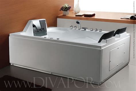 two person whirlpool bathtubs 2 person jacuzzi bathtub