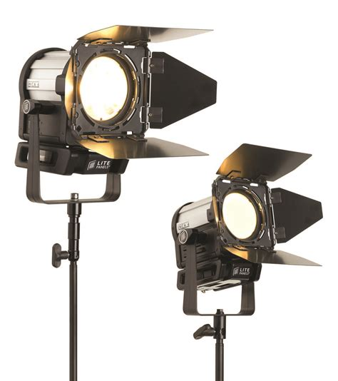 litepanels introduces inca series tungsten balanced led