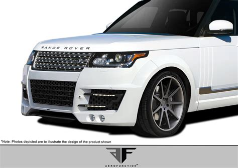 range rover front polyurethane front bumper body kit for 2014 land rover
