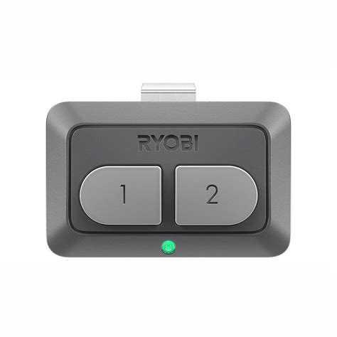 grand garage door remote opener ryobi garage door opener