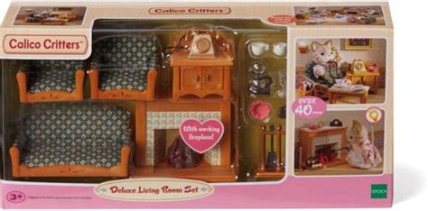 calico critters deluxe living room set calico critters deluxe living room set 20373222632 item barnes noble 174