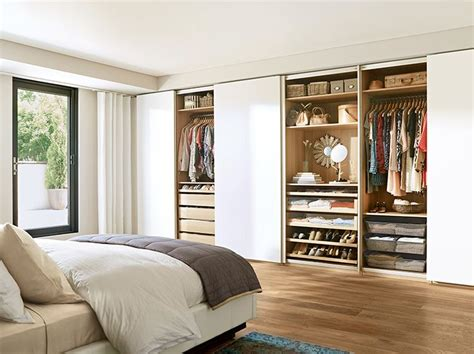 ikea reach in closet the 25 best ikea wardrobes sliding doors ideas on