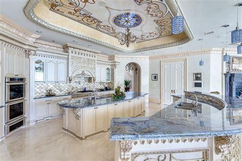 majestic venetian style mansion  texas idesignarch