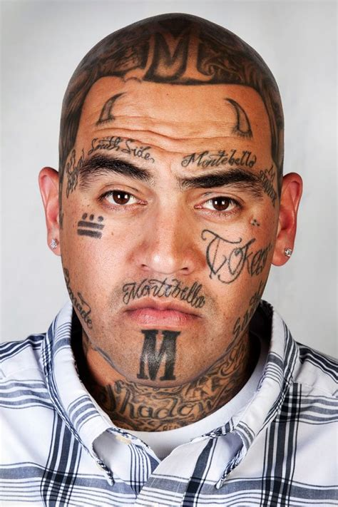 free tattoo removal for ex gang members photographer digitally removes the tattoos of ex