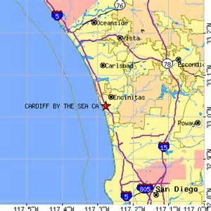 cardiff by the sea california ca population data