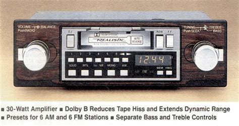 cassette car radio another reason the days weren t so great car audio