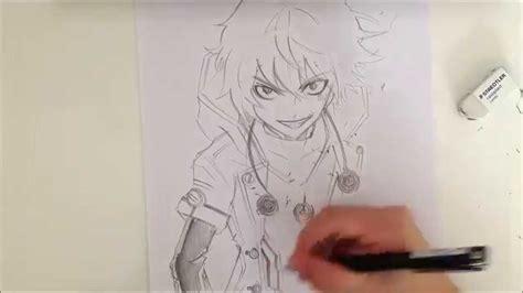 heaad shape boys how to draw manga head shape facial features youtube