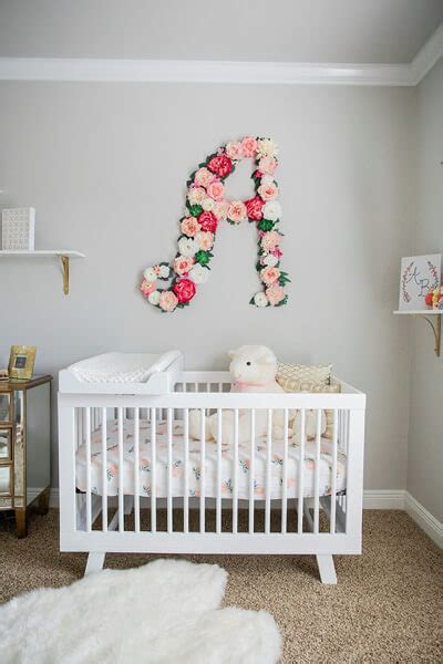 Grey Accent Wall by 100 Adorable Baby Room Ideas Shutterfly