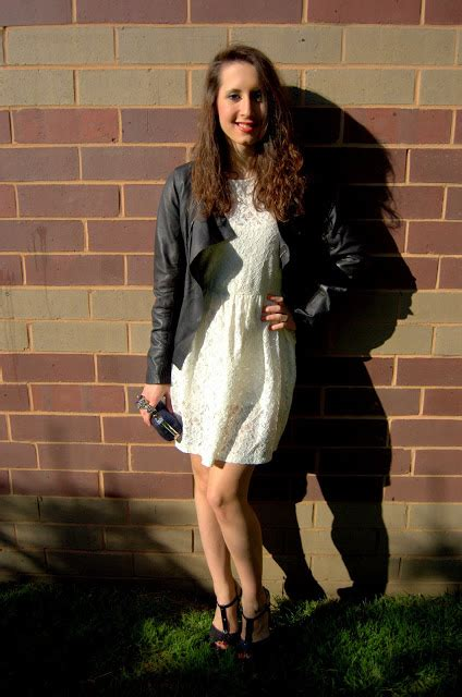 Dress White Zara Copy Syal fashion and beats real how to wear a white lace dress