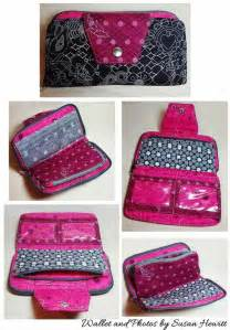free pattern for zip around wallet 2010 best purse bag patterns images on pinterest sew