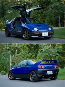 autozam az 1 mazda autozam az 1 is the smallest supercar that you ve