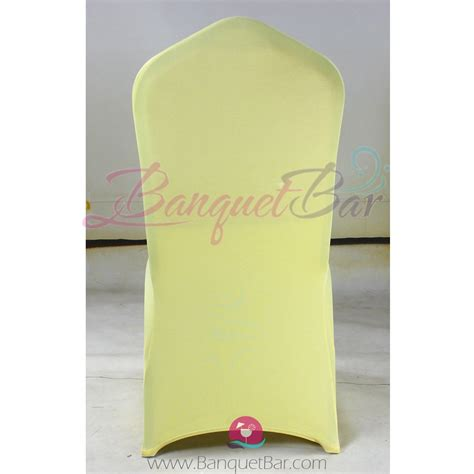 Yellow Chair Covers by Spandex Cocktail Table Covers Stretch Chair Covers For