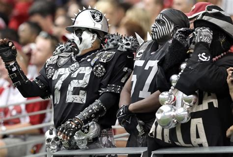 oakland raiders fan best pics of black hole raider fans page 4 pics about