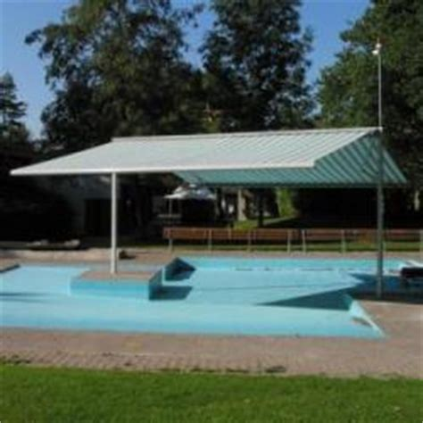 Swimming Pool Awnings by Retractable Awnings Glass Sunrooms Carolina Skylights Contractor Western Nc