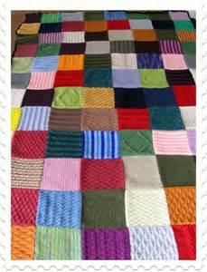 mod 232 le tricot couverture patchwork