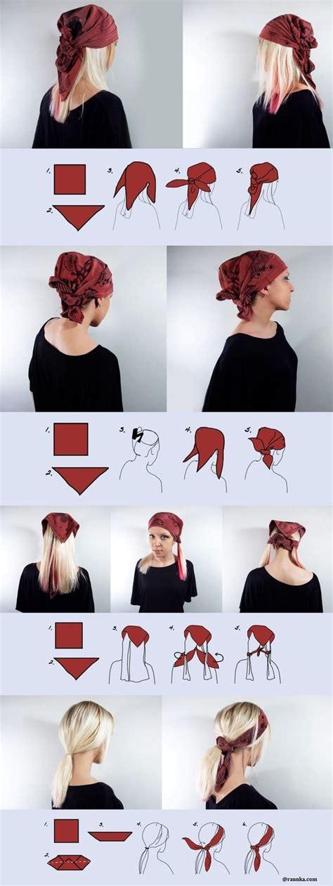 comment how to make up for your past health mistakes comment mettre nouer et porter un bandana pour homme et