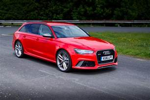 Audi Rs6 Us 2016 Audi Rs6 Avant Review