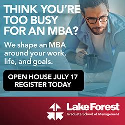 Lake Forest Mba Open House by Social Media In The Workplace Does It Impact Productivity