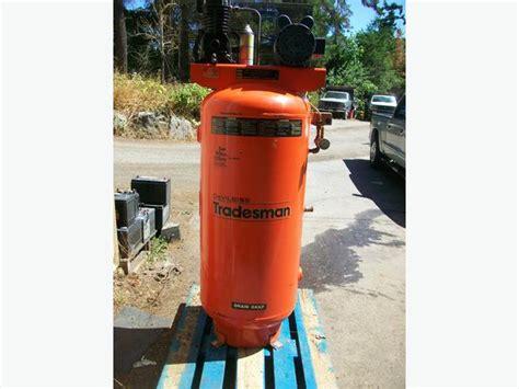 devilbiss air compressor saanich