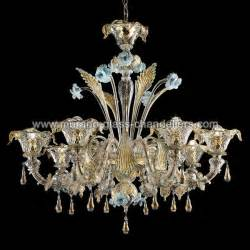 glass chandelier primavera 8 lights murano glass chandelier murano glass