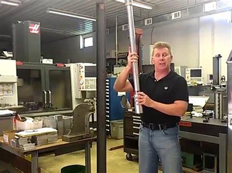 Bazooka Plumb Bob plumb column doovi