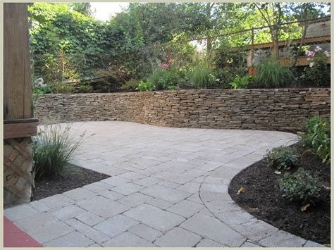 backyard hardscape ideas hardscape installation masonry services