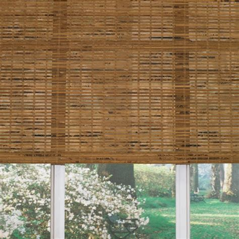 Custom Bamboo Blinds by Custom Size Now By Levolor Light Filtering Bamboo