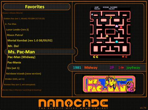 layout mala download project mame and weecade build your own mame cabinet