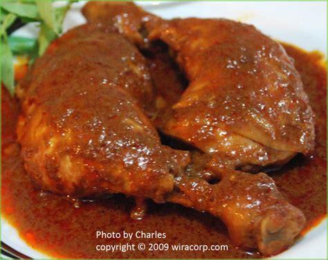 Bumbu Ayam Bumbu Rujak ayam bumbu rujak resep kuliner indonesia dan dunia